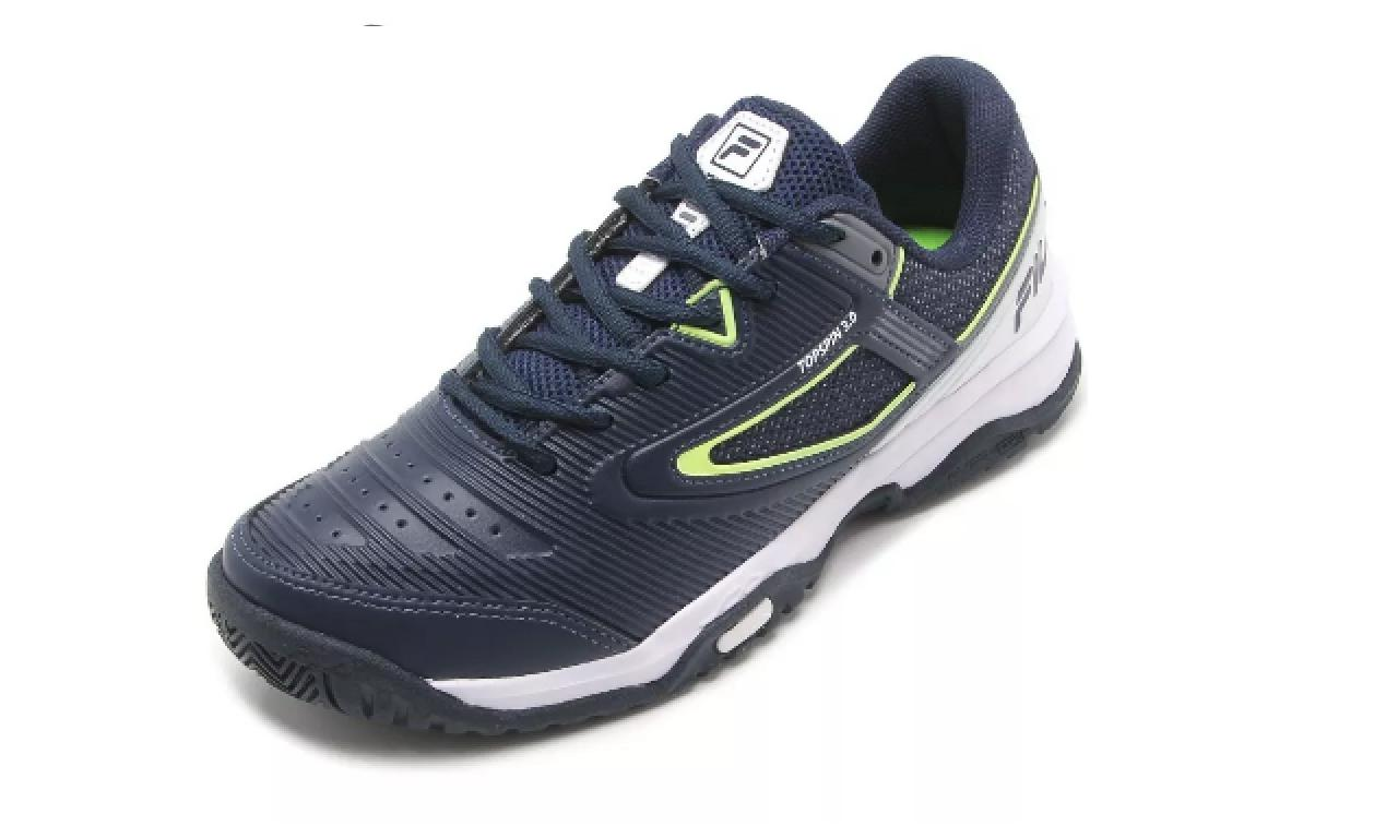 Zapatillas Fila Top Spin 3.0 Tenis Padel