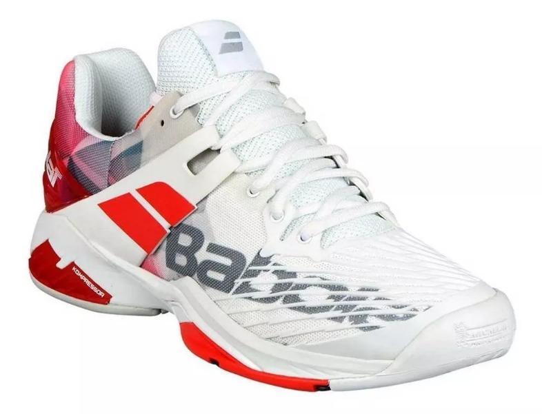en venta bde2b 5c708 Zapatillas Babolat Propulse Fury All Court Tenis Padel Resistente